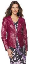 "Hal Rubenstein The ""Mara"" Leather Jacket"