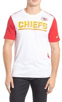 Nike Men's Kansas City Chiefs Champ Drive 2.0 Graphic T-Shirt