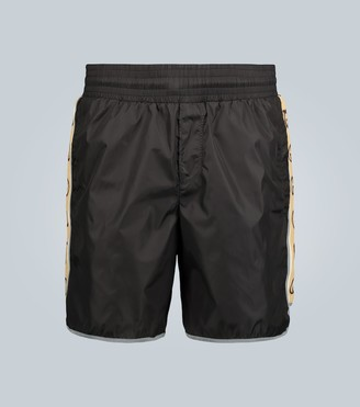Gucci Swim shorts with logo
