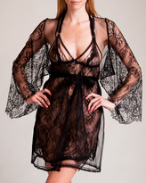 Myla Compelling Lace Robe
