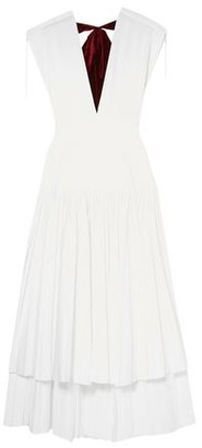 KHAITE 3/4 length dress