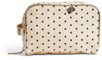 Bonton Mini Star Print Wash Bag