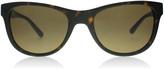 DKNY 4139 Sunglasses Dark Tortoise 369873 55mm