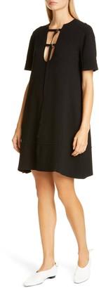 Proenza Schouler Short Sleeve Jersey Dress