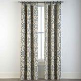 Cindy Crawford Home Palais Grommet-Top Curtain Panel