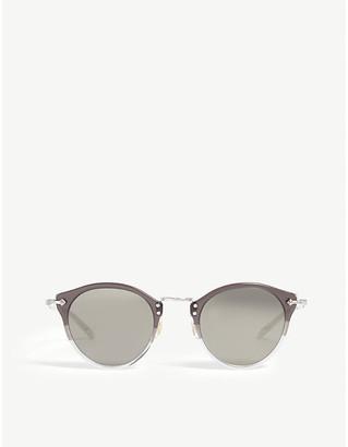 Oliver Peoples OP-505 phantos-frame sunglasses