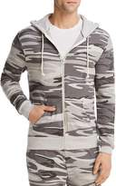 Alternative Rocky Camouflage Zip Hoodie