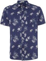 Howick Tropicana Print Short Sleeve Shirt