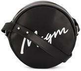 MSGM round-shaped crossbody bag