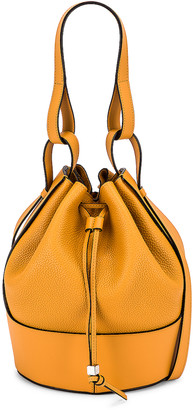 Loewe Balloon Bag in Saffron Yellow | FWRD