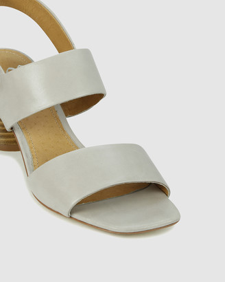 EOS Women's Grey Strappy sandals - Petto - Size One Size, 40 at The Iconic