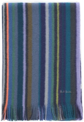 Paul Smith Scarf Orion Strp