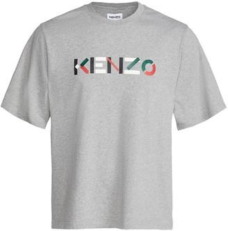 Kenzo Multico Logo T-Shirt
