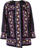 Isabel Marant Driest Tribal Coat