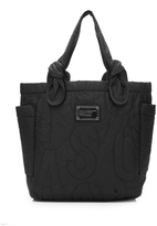 Marc by Marc Jacobs Quilted Logo Tote