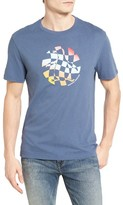 Original Penguin Men's Checkboard Pete Graphic T-Shirt