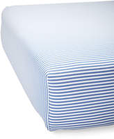 Serena & Lily Oxford Stripe Crib Sheet