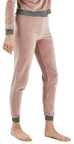 Topshop Women's Velour Lounge Pants