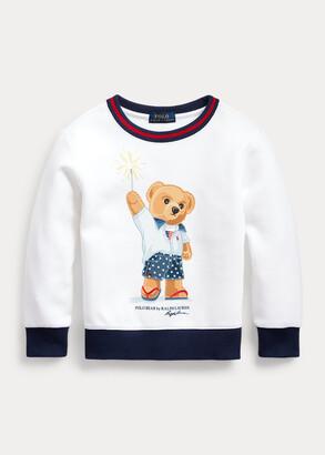 Ralph Lauren Sparkler Bear Sweatshirt