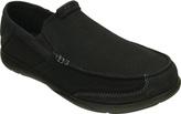 Crocs Men's Walu Luxe Canvas Loafer