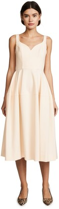 Jill Stuart Jill Women's Sweetheart Midi Dress