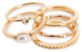 Kelly & Katie Dainty Ring Set - Size 7
