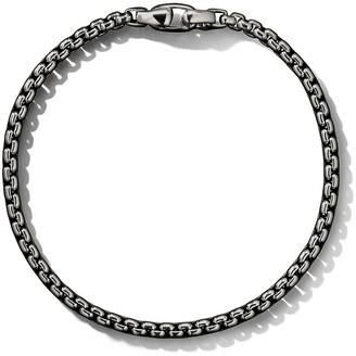David Yurman Box Chain medium bracelet