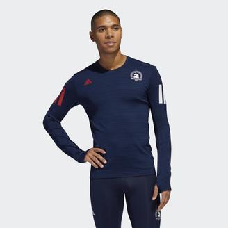adidas Boston Marathon Rise Up n Run Tee