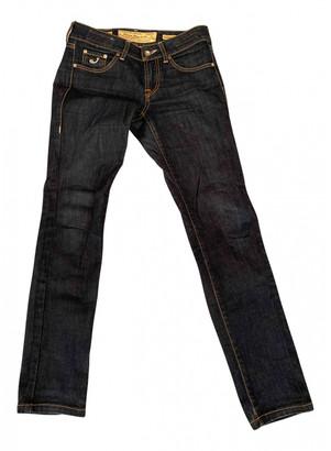 Jacob Cohen Blue Denim - Jeans Jeans