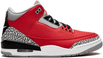 Jordan Air 3 Retro red cement / Unite