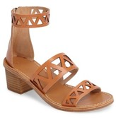 Soludos Women's Perforated Ankle Strap Sandal