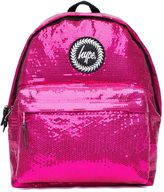 Hype **Pink Sequin Backpack