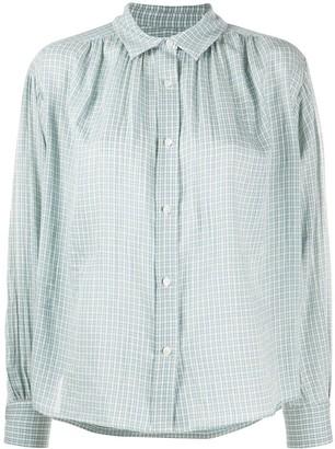 Masscob Luisa check shirt