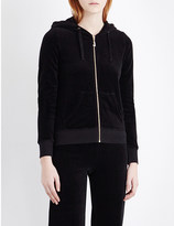 Juicy Couture Robertson velour hoody
