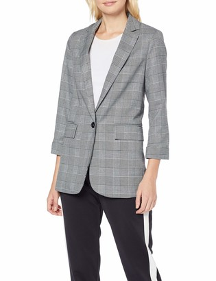 New Look Women's POW Blazer Suit Jacket
