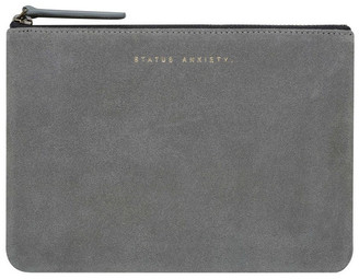 Status Anxiety SA1734 Momentary Zip Top Pouch