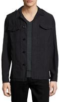 Tom Ford Cotton Notch Lapel Jacket