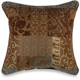 Croscill Galleria 18-Inch Square Throw Pillow