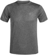 Champion Heathered High-Performance T-Shirt - Short Sleeve (For Little Boys)