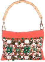 Miu Miu Ricamo Lux Bag