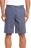Paul & Shark Men's Stripe Bermuda Shorts