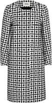 Issa Percy jacquard coat