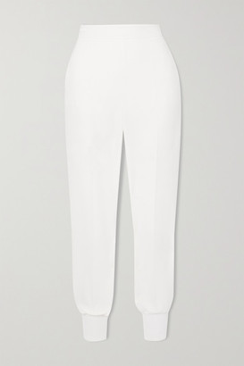 Stella McCartney Net Sustain Julia Cady Track Pants - White