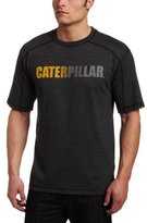 Caterpillar Men's Gradient Performance Short Sleeve T-Shirt