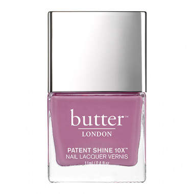 Butter London Patent Shine 10X Nail Polish - Fancy