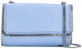 Stella McCartney chain embroidered bag - women - Cotton - One Size