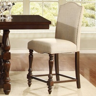 """Basey 24"""" Counter Stool (Set of 2) Darby Home Co"""