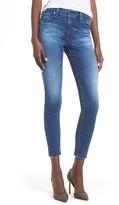 AG Jeans Women's The Farrah High Waist Crop Skinny Jeans