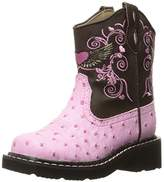 Roper Girls' Flying Heart II Western Boot
