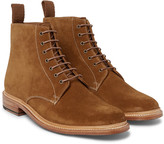 Grenson - Fergal Suede Boots